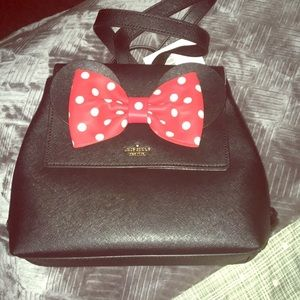 Kate Spade Minnie Mouse Backpack
